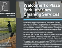 Plaza Park Interior's Cleaning Services