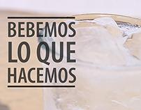 Bebemos lo que Hacemos