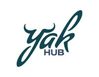Yak Hub Logos