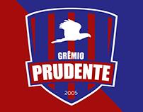Concurso - Redesign do escudo do Grêmio Prudente