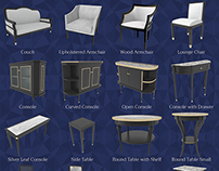 Jewelry Store Furniture