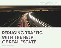 Reducing Traffic With The Help Of Real Estate