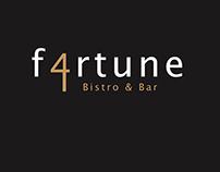 Fortune 4 Logo Concept
