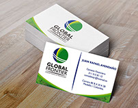 Creación de imagen Corporativa GLOBAL FRONTIER