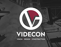 Videcon Construction – Brand Identity + Marketing