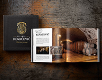 Kovacevic Winery Identity & Catalogue