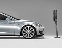 Plugless • Tesla Model S