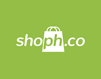 Shoph.co Web Design Interface