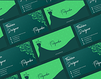 Card Design (Priyanka Fashion Designer)