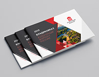 Design and layout of the brochure