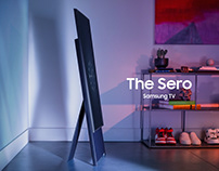 Samsung 'The Sero' Pop-up Store Campaign