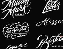 Logo & Lettering Collection 1