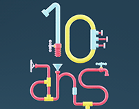 10 ans / 10 years IBIS Styles