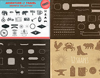 New FREE vector shapes on Dealjumbo