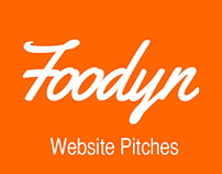 Foodyn Website Pitches