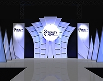 Fashion Show Stage Design - Realty Launch