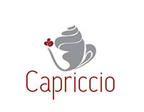 Logo for coffee and italian gelato