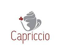 Logo for coffee and italian gelato