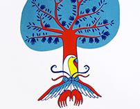 """""""l'arbre d'aèries arrels"""""""