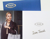 Tod's, Brochure, Autumn/Winter 2014/2015, watercolor
