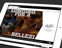 Bellezi stylish beauty equipment - Website