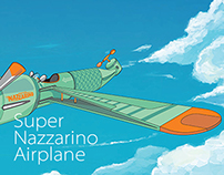 Super Nazzarino Airplane