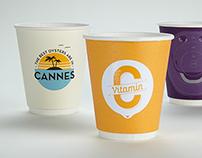 Antalis Paper Cups