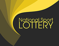 Logo Design for Cambodian National Sport Lottery