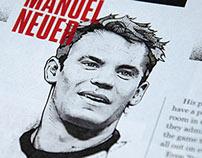 ESPN Magazine // Portraits
