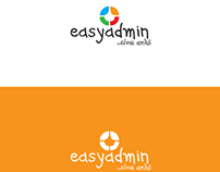 easyadmin.gr - logo creation & branding