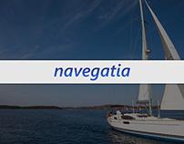 Navegatia Web Site