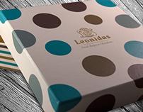 Leonidas Packaging - Polkadot Collection
