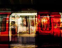 LONDON /// UNDERGROUND