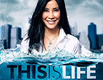 """ THIS IS LIFE W/ LISA LING"" SHOW KEYART"
