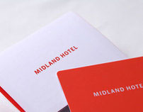 The Midland Hotel Items