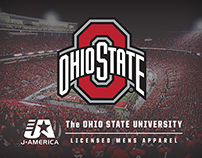 The Ohio State University - J.AMERICA Licensed