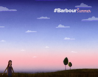#BarbourSummer