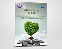 Kitabım Fidan Olsun - Poster
