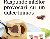 Cuore Pudding - An inspired mom