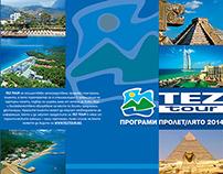 Teztour Booklet 2014