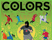 COLORS 90: Football