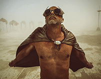 Burning Man 2014 I