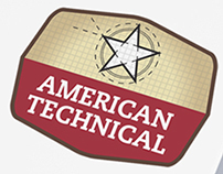 American Technical logotype