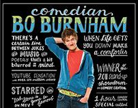 Bo Burnham Poster