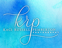 Kaci Russell Pemberton Photography Logo