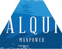 ALQUI logo design