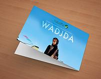Wadjda Invitation Card