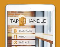 Tap Handle – iPad App