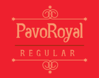 Pavo Royal Regular