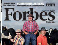 Cover Forbes - Cowboy de Romania